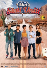 Постер к фильму «Невероятные приключения итальянцев в Америке»
