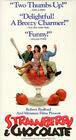 Постер к фильму «Клубника и шоколад»