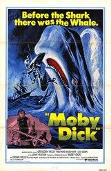 Постер к фильму «Моби Дик»