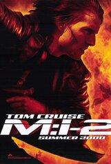 Постер к фильму «Миссия: Невыполнима 2»