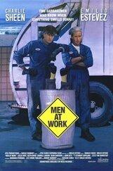 Постер к фильму «Мужчины за работой»