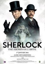 Постер к фильму «Шерлок: Безобразная невеста»