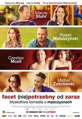 Постер к фильму «Срочно (не) требуется мужчина»