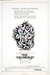 Постер к фильму «Декамерон»