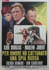 Постер к фильму «Поймать шпиона»
