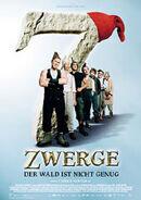 Постер к фильму «7 гномов, или Мужчины одни в лесу»