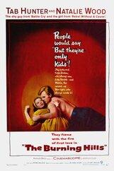 Постер к фильму «Горящие холмы»
