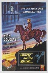 Постер к фильму «Одинокие отважны»