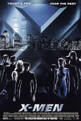 Постер к фильму «Люди Икс»