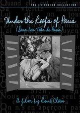 Постер к фильму «Под крышами Парижа»