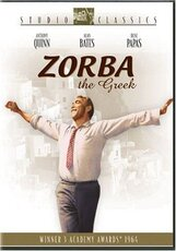 Постер к фильму «Грек Зорба»