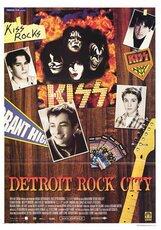 Постер к фильму «Детройт – город рока»