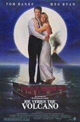 Постер к фильму «Джо против Вулкана»