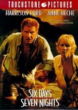 Постер к фильму «Шесть дней, семь ночей»