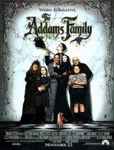 Постер к фильму «Семейка Аддамс»