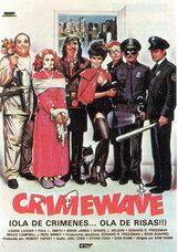 Постер к фильму «Волна преступности»
