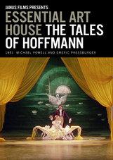Постер к фильму «Сказки Гофмана»