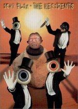 Постер к фильму «The Residents: Теория неизвестности»