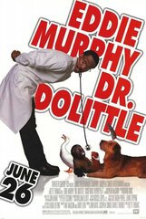 Постер к фильму «Доктор Дулиттл»