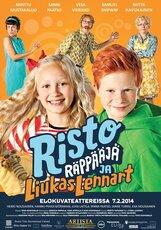 Постер к фильму «Рикки Раппер и ловкий Леннарт»