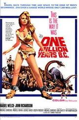 Постер к фильму «Миллион лет до нашей эры »