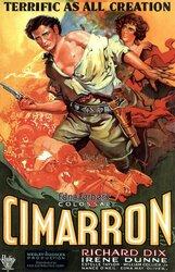 Постер к фильму «Симаррон»