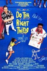 Постер к фильму «Делай как надо»