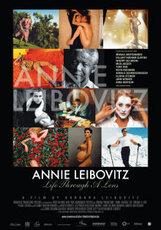 Постер к фильму «Анни Лейбовиц: жизнь через объектив фотоаппарата»