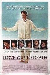 Постер к фильму «Люблю тебя до смерти»