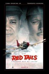 Постер к фильму «Красные хвосты»