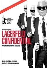 Постер к фильму «Секреты Лагерфельда»