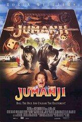 Постер к фильму «Джуманджи»