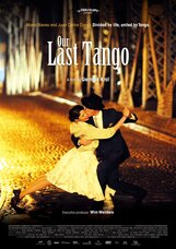 Постер к фильму «Наше последнее танго»