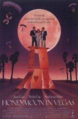 Постер к фильму «Медовый месяц в Лас-Вегасе»