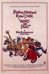 Постер к фильму «В чем дело, Док?»