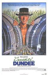 Постер к фильму «Крокодил Данди»