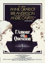 Постер к фильму «Любовь под вопросом»