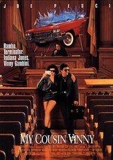 Постер к фильму «Мой кузен Винни»
