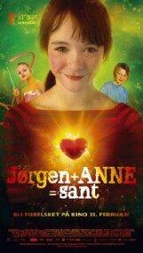 Постер к фильму «Йорген + Анна = любовь»