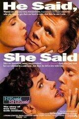 Постер к фильму «Он сказал, она сказала»