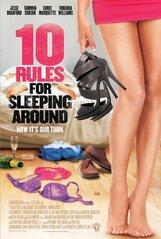 Постер к фильму «10 правил для тех, кто спит с кем попало»
