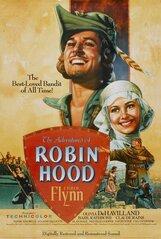 Постер к фильму «Приключения Робин Гуда»