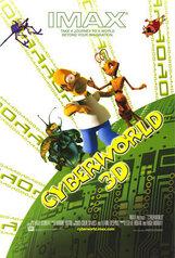 Постер к фильму «КиберМир 3D»