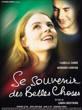 Постер к фильму «Воспоминание о прекрасном»