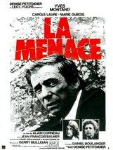 Постер к фильму «Угроза»
