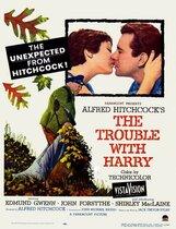 Постер к фильму «Неприятности с Гарри»