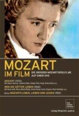 Постер к фильму «Дай руку, жизнь моя (Моцарт)»