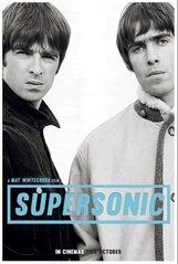 Постер к фильму «Supersonic»