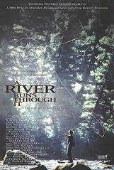 Постер к фильму «Там, где течет река»