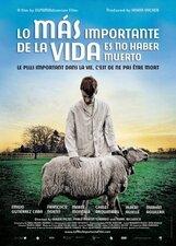 Постер к фильму «Главное в жизни – не умереть»